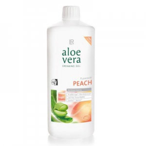 Питьевой гель Aloe Vera Персик